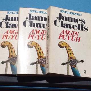 James Clavell's - Angin Puyuh