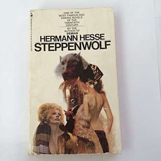 Steppenwolf - Herman Hesse