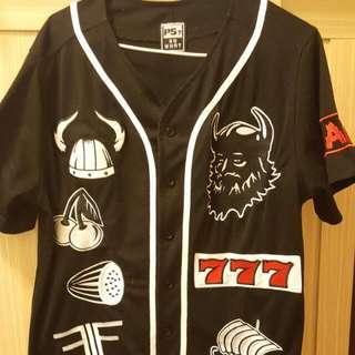 個性棒球衣
