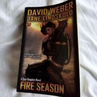 fire season david weber