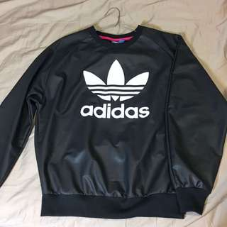 ADIDAS Black Sweatshirt Womens 8