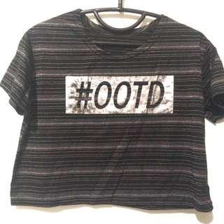 Crop Top #OOTD