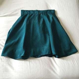 Cloth Inc Skirt Satin Skater