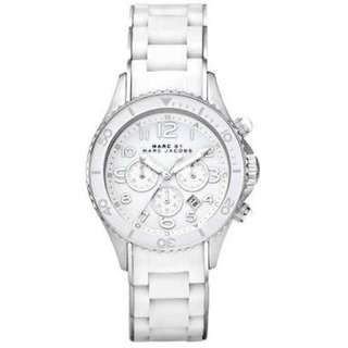 Marc By Marc Jacobs Chronograph Watch