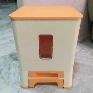 Tupperware Rice Dispenser 10.5kg