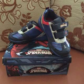 Spiderman Boys Kids Athletic Shoes
