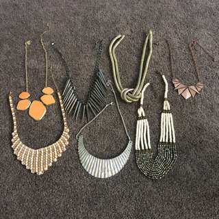 $20 For All Necklaces!!