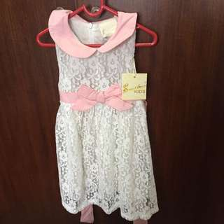 Baby Girl Dress - Sweet House Kids