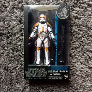 Star Wars The Black Series #14 Clone Commander Cody