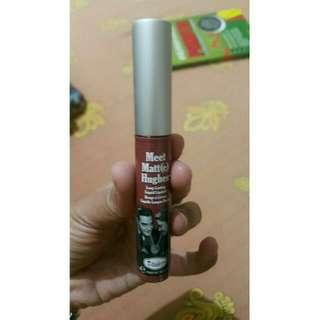 Lipstik The Balm Trustworhty