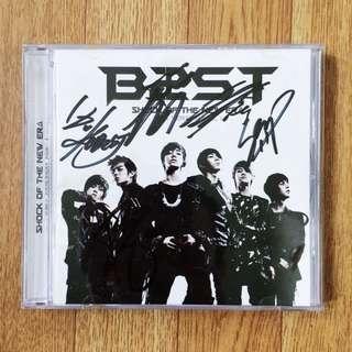Beast Signed Album