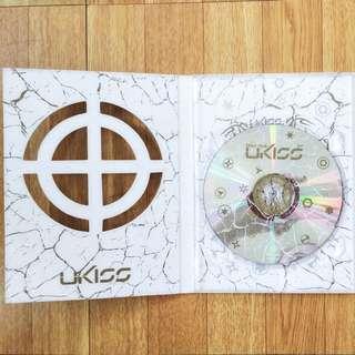 UKiss Signed Album