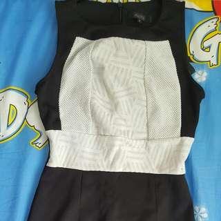 nichii bodycon dress