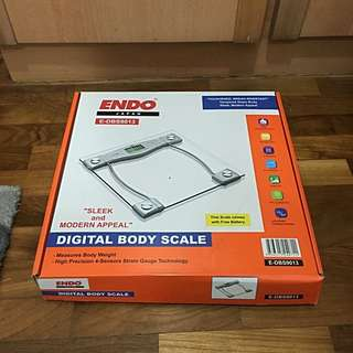 Endo Japan Digital Body Scale