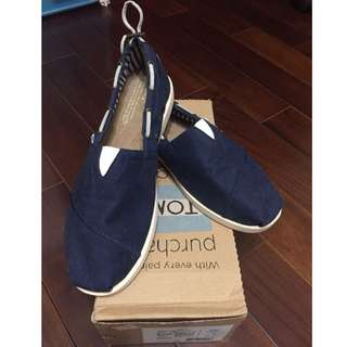 TOMS Boat Shoes