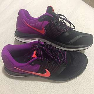 Nike Dual Fusion Rubber Shoes Size 6