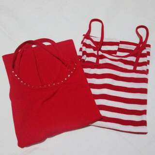 For Her Halter tops (Bundle)