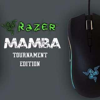 ⚡Razer Mamba Tournament Edition Gaming Mouse ⚡️