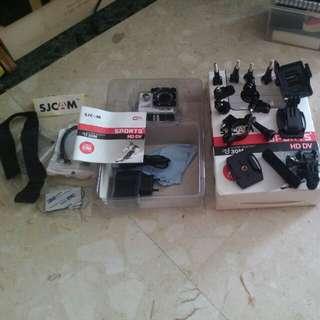 SJ400 Wifi Sports Camera