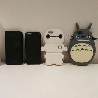 Assorted iPhone 6 / 6s Cases