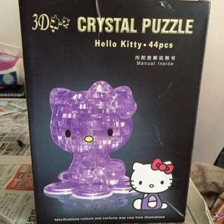Hello Kitty Crystal Puzzle