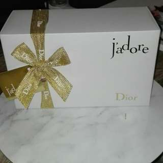 Jadore Christian Dior Pack
