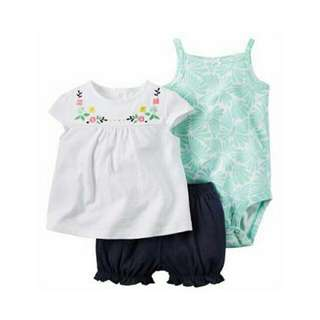 Carter 2in1 Flower Baby