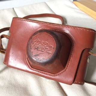 FED2 Range Finder Camera Leather Case