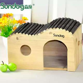 Chinchilla, Rabbit, Guinea Pig, Syrian House Wooden Instocks