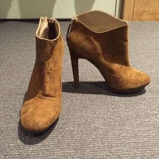 Zara Heeled Boots