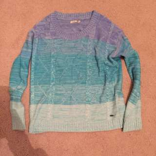 Piping Hot Jumper Size L