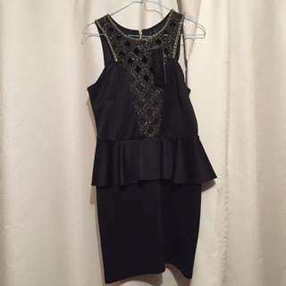 Boutique Dress Size 12 New With Tags
