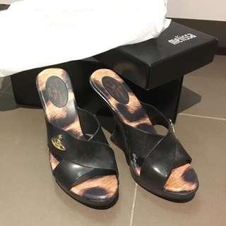 Vivienne Westwood Anglomania X Melissa Shoes Size 6