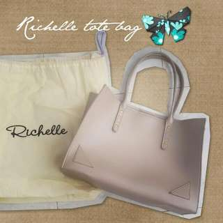 Richelle Tote Bag Preloved Jual Rugi!!!!