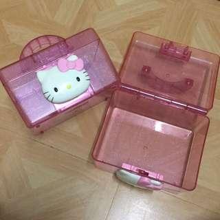 三麗鷗 Hello Kitty 手提盒 單售