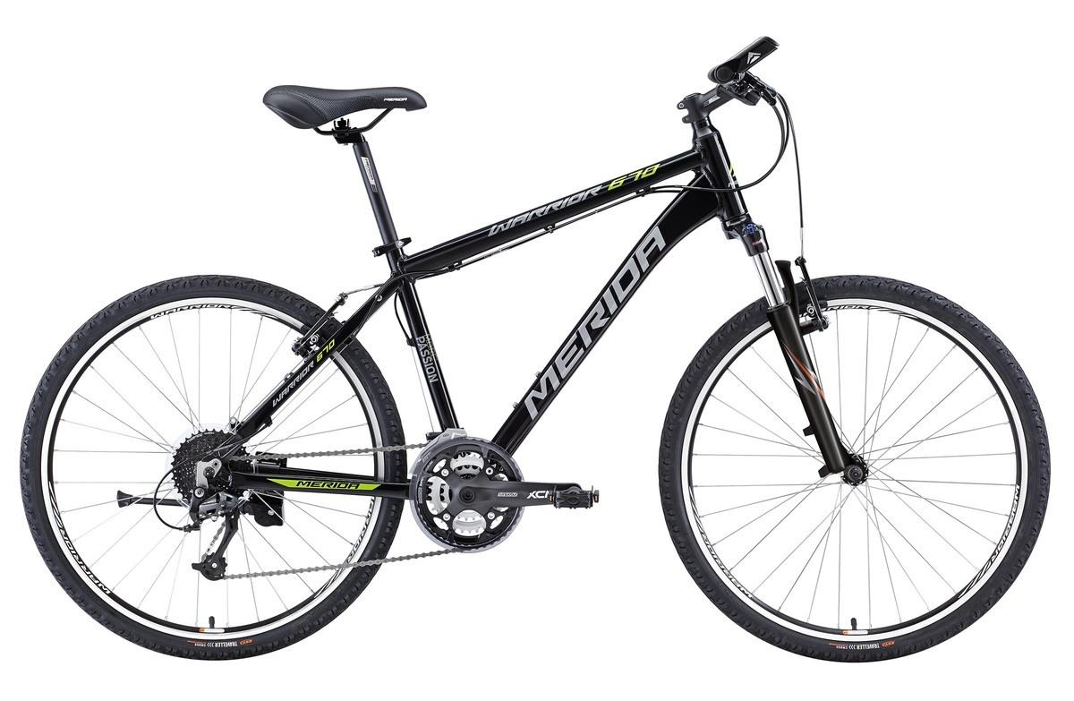 2016年車款 美利達自行車 勇士670 MERIDA Warrior 670 (原價10980)