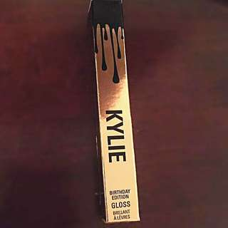 Authentic Kylie Cosmetics Birthday Lip Gloss