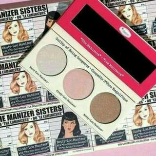 THE BALM - THE MANIZER SISTERS