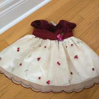 Baby Girl Formal Dress