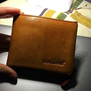 Hotwind Leather Wallet