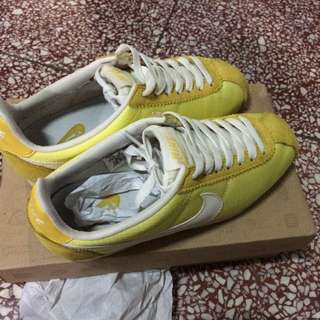 黃色阿甘鞋#二手品牌好鞋