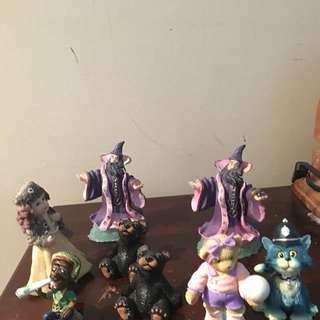 Decoration Dolls Or Figures