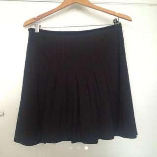 Diane Von Furstenburg Wool Skirt