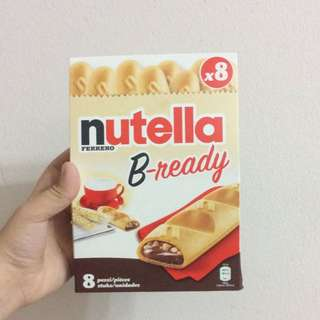 (Pending) Nutella B-ready