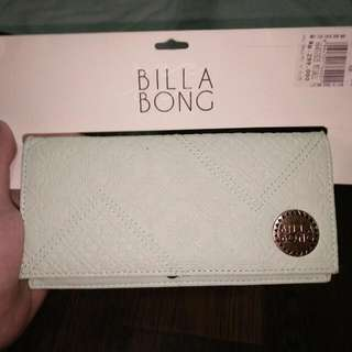Billabong Beaten Track Mint Wallet