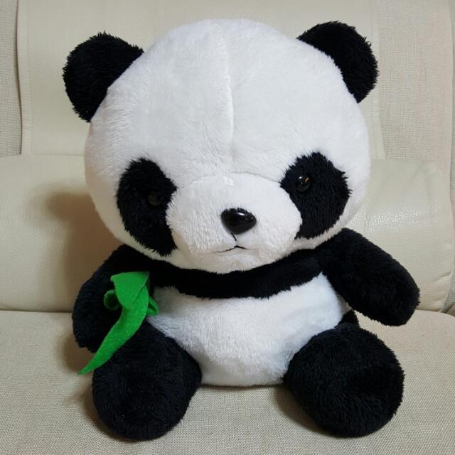 🐼可愛熊貓玩偶
