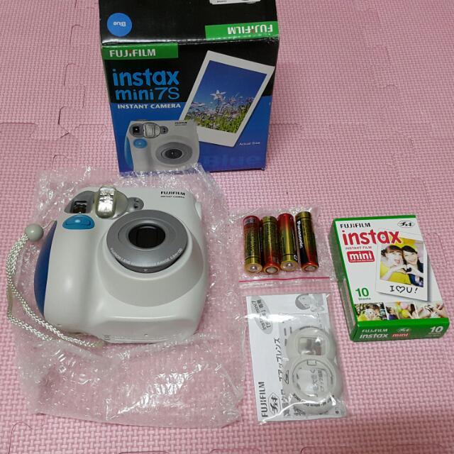 富士 拍立得 Fujifilm mini7s