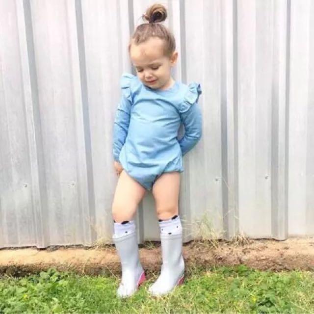💥現貨💥歐美 ins 爆款 寶寶 造型 包屁衣