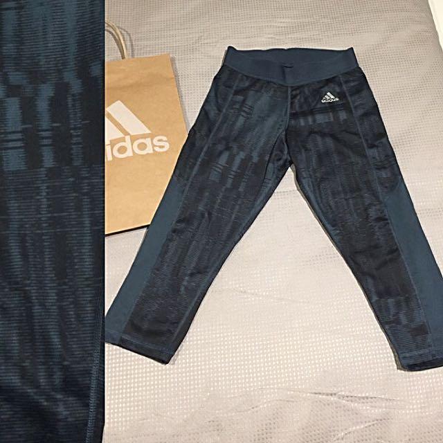 Adidas 3/4 Compression Tights