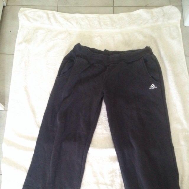 Adidas original pants trackpants sweatpants old classic authentic size M